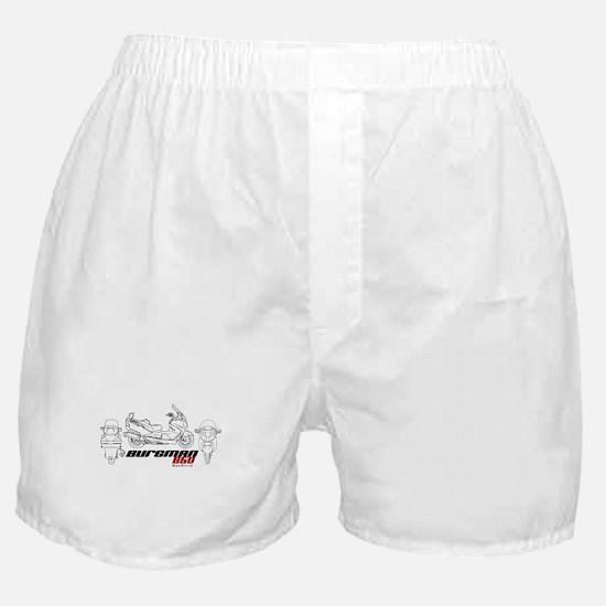 Burgman 650 Boxer Shorts