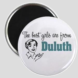 Best Girls Duluth Magnet