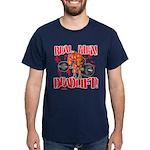 REAL MEN DEADLIFT! - Navy T-Shirt