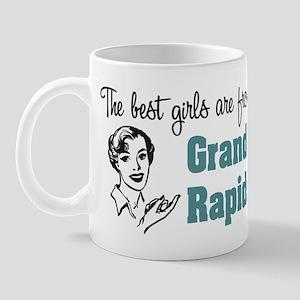 Best Girls Grand Rapids Mug