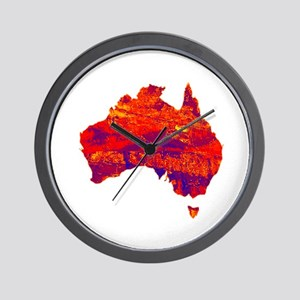 AUSSIE Wall Clock