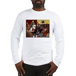 Santa's PWD Long Sleeve T-Shirt
