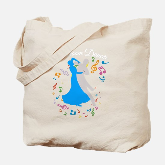 Cool Ballroom dancing Tote Bag