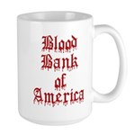 Accept Donations with this Large Mug