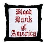 Accept Donations with this Throw Pillow