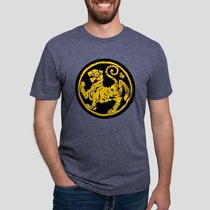 MA Shotokan tiger black gold T-Shirt