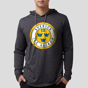 SE Sweden/Sverige Hockey Long Sleeve T-Shirt