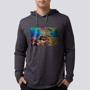 Vibrant Colored Australian Cor Long Sleeve T-Shirt
