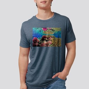 Vibrant Colored Australian Coral Reef T-Shirt