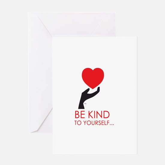 You're worth it! Single Greeting Card