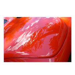 Reflections in Red Postcards (Package of 8)