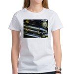 Black Chrome Women's T-Shirt
