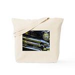 Black Chrome Tote Bag