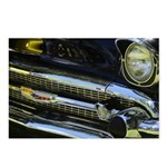 Black Chrome Postcards (Package of 8)