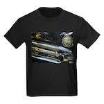 Black Chrome Kids Dark T-Shirt