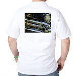 Black Chrome Golf Shirt
