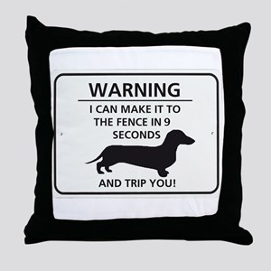 TRIP YOU Throw Pillow