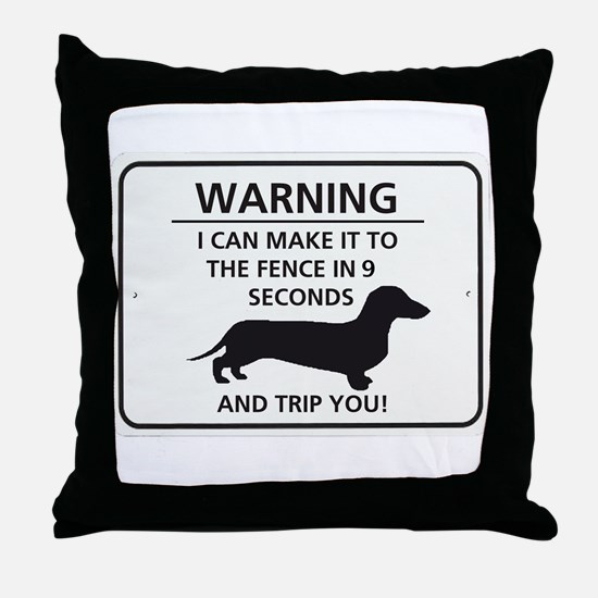 TRIP YOU Throw Pillow