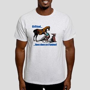 FERRIER HORSESHOE Light T-Shirt
