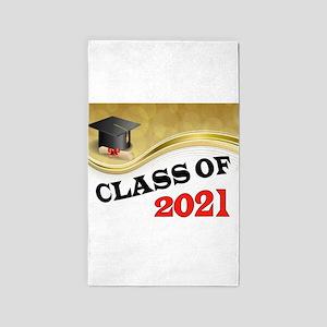 CLASS OF 2021 Area Rug