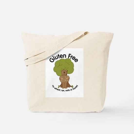 Cute Gluten free Tote Bag