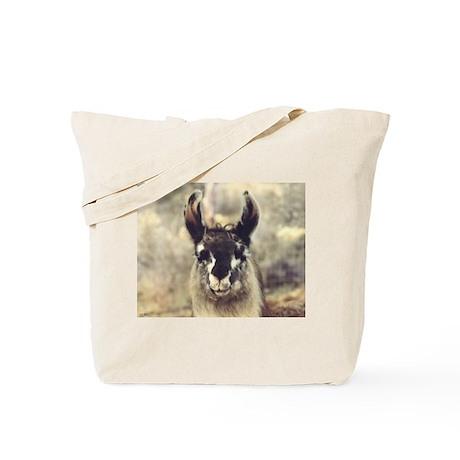 """Llama """"Lil Bit"""" Tote Bag"""