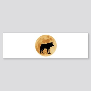 MOON Bumper Sticker