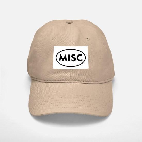 MISC Baseball Baseball Cap