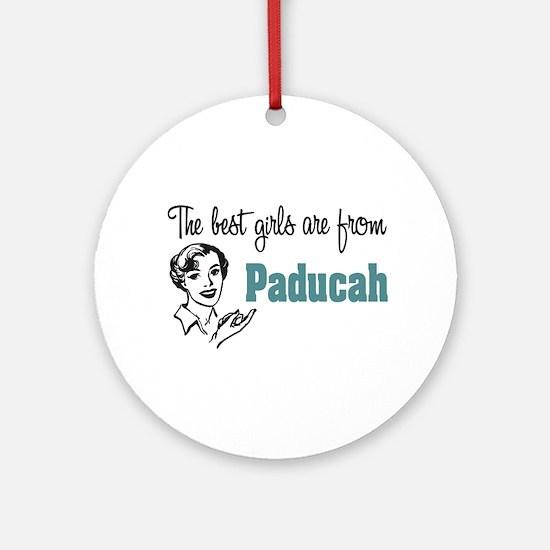 Best Girls Paducah Keepsake (Round)