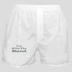 Worn Jeans Boxer Shorts