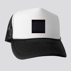 coulda/shoulda Trucker Hat