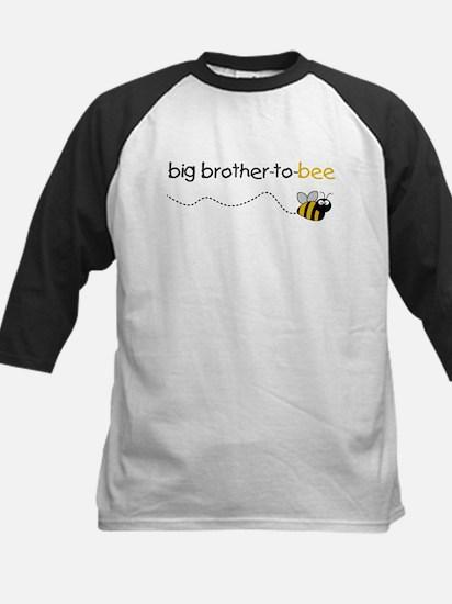 brother to bee shirt Kids Baseball Jersey