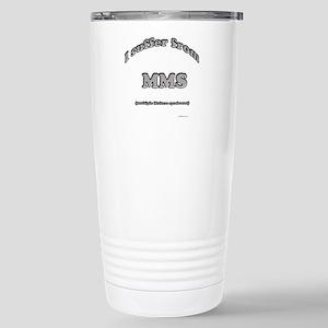 Maltese Syndrome Stainless Steel Travel Mug