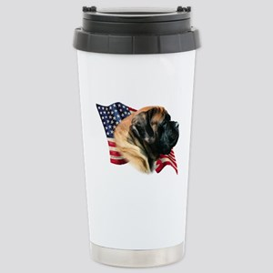 Mastiff(apr) Flag Stainless Steel Travel Mug