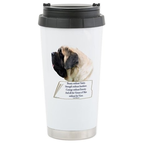 Fawn Tribute Stainless Steel Travel Mug