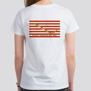 First Navy Jack Women's T-Shirt