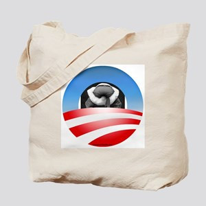 """""""Typical Obama Supporter"""" Tote Bag"""