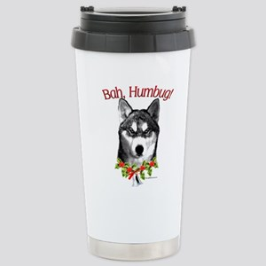 Siberian Humbug Stainless Steel Travel Mug