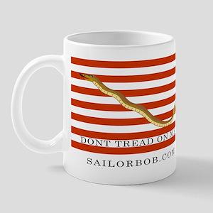 First Navy Jack Mug