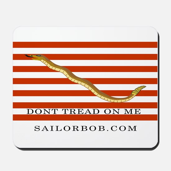 First Navy Jack Mousepad