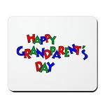 Grandparents Day Mousepad