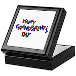 Grandparents Day Keepsake Box