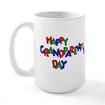 Grandparents Day Large Mug