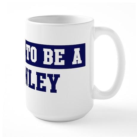 Proud to be Manley Large Mug