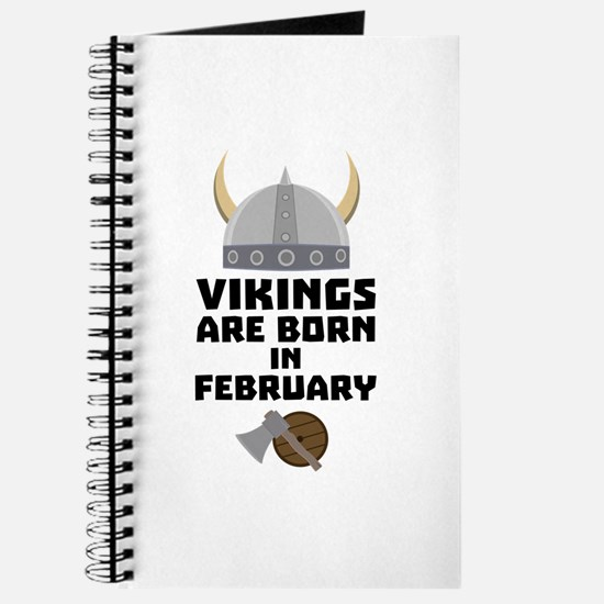 Vikings are born in February Ch6oh Journal
