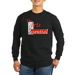 Essential Arts Long Sleeve Dark T-Shirt