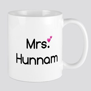 Mrs. Hunnam Mugs