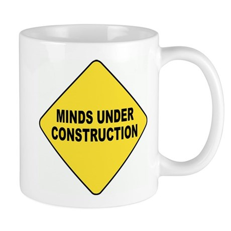 minds under construction Mug