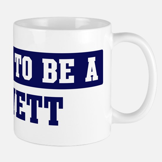 Proud to be Lovett Mug