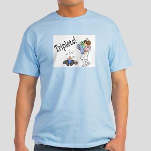 Triplets! Light T-Shirt